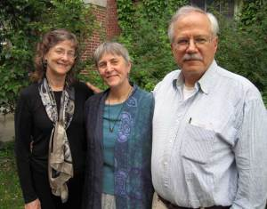 Peggy Yocom, Jo Radner, and Jeff Todd Titon: folklorists, creative writers, storytellers in Maine